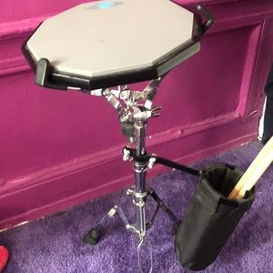 Lightly used drum pad( easy to disable )